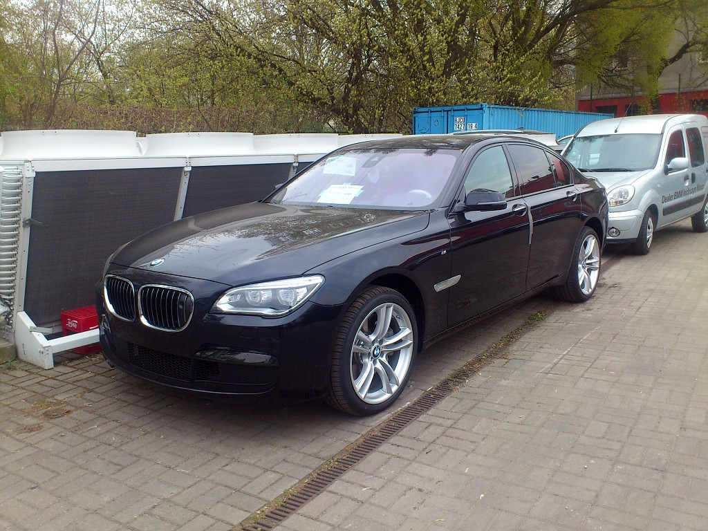 All BMW Models 2010 bmw 750i MY2015 750i xDrive Individual M-Sport Package